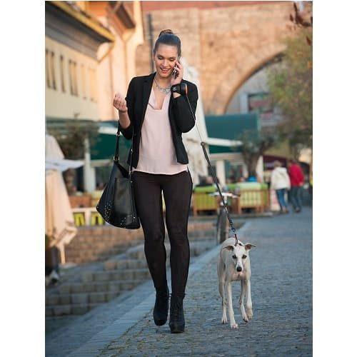 Lishinu dog walking lead. Rectractable